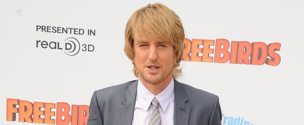 It's a Boy! Owen Wilson Welcomes Son With Personal Trainer