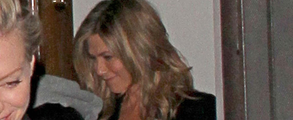 Looks Like Jennifer Aniston Is Back to Long Hair — Love It?