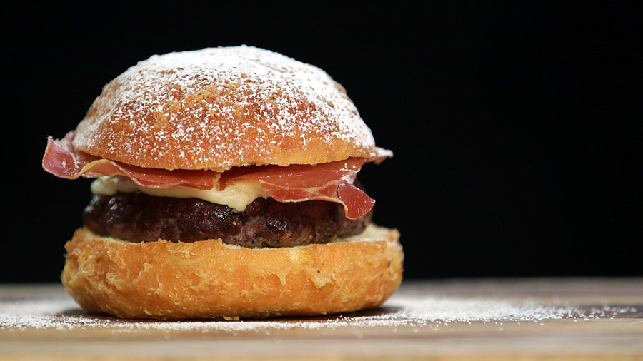 This Monte Cristo Burger Might Just Blow Your Mind