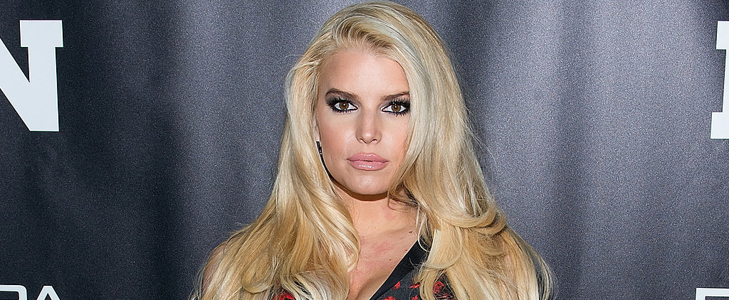 Jessica Simpson Will Make You Do a Double Take
