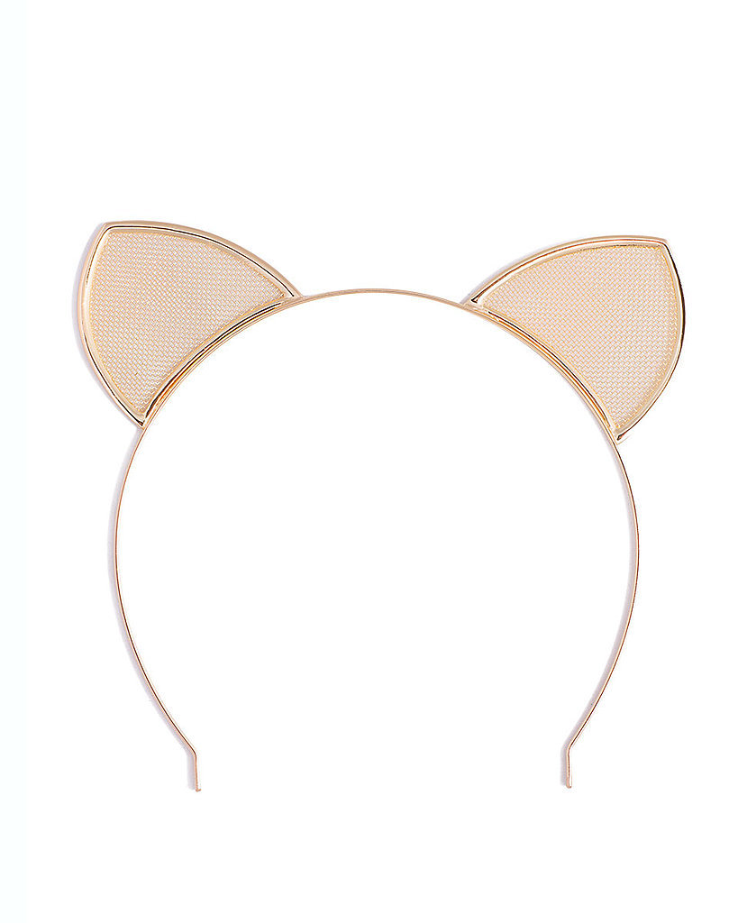 Erin Fetherston for JewelMint Kitty Ears ($30)