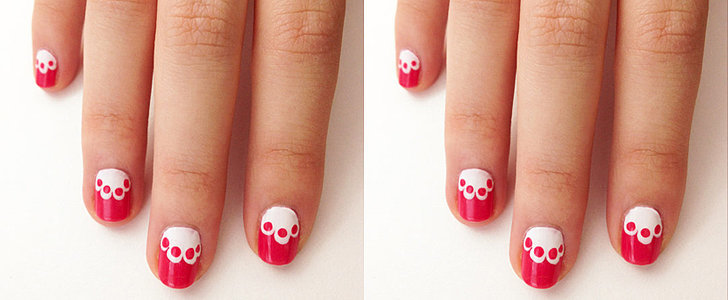Make Your Statement with Lace-Inspired Nail Art This V-Day