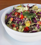 Cabbage and Hemp Seed Salad