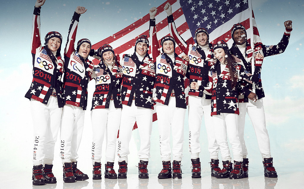 Team USA at the 2014 Winter Olympics