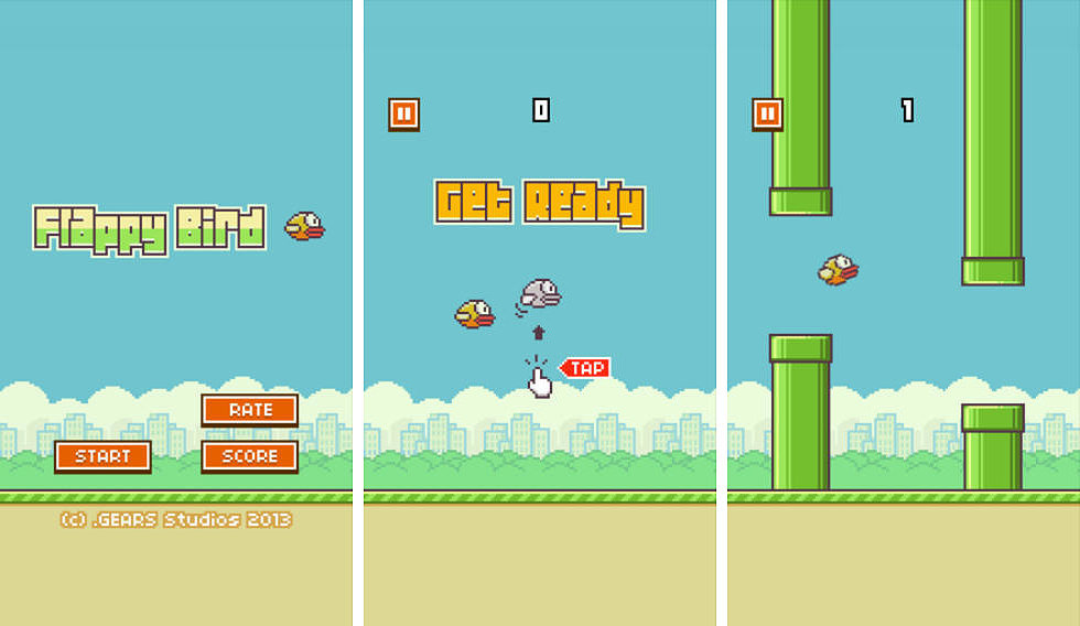Flappy Bird For Laptop