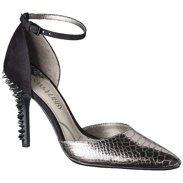 Sam & Libby Metallic Pumps