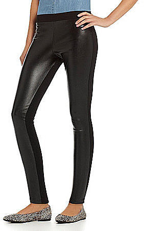 GB Leather Leggings