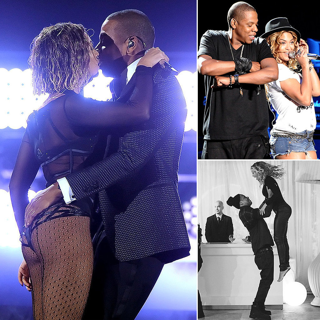 Beyoncé and Jay Z Look More Crazy in Love Than Ever