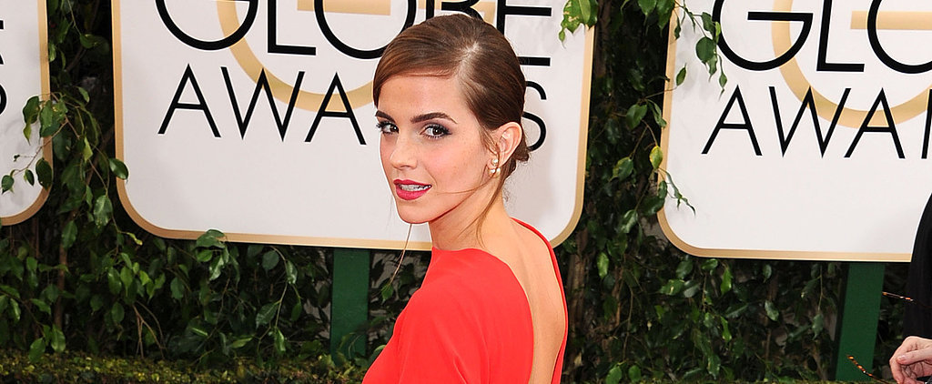 Speed Read: Emma Watson Is a Surprisingly Talented Painter