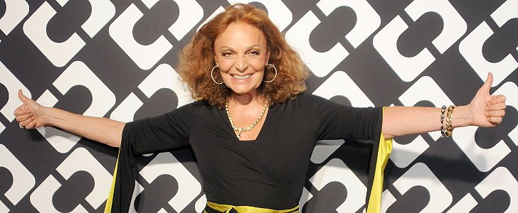 If DVF Isn't One of Your Role Models, She Should Be