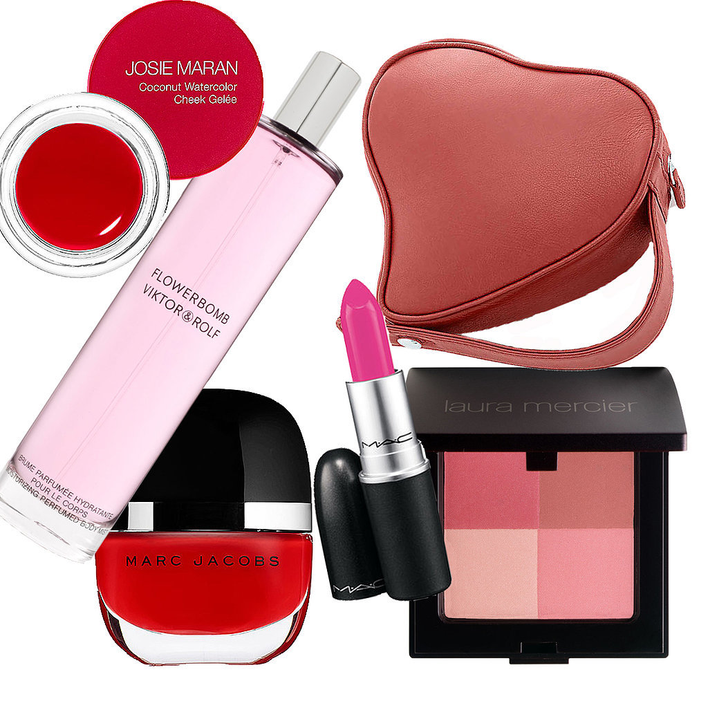 What's Pink and Red and Ready For Loving? These Beauty Buys!