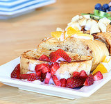Rainbow Stuffed French Toast