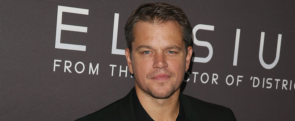 "Matt Damon: Philip Seymour Hoffman Was a ""Beautiful Person"""