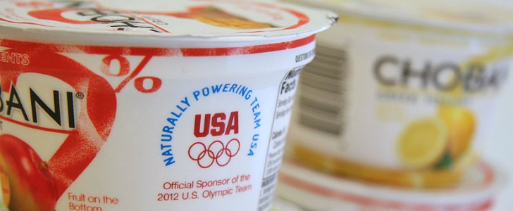 Russia Blocks Yogurt Shipment From US Olympians