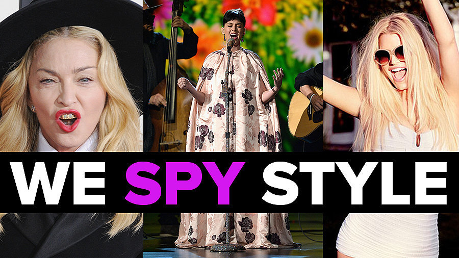 We Spy Style: Celebrity Edition
