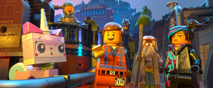 Why The Lego Movie Made Me Cry
