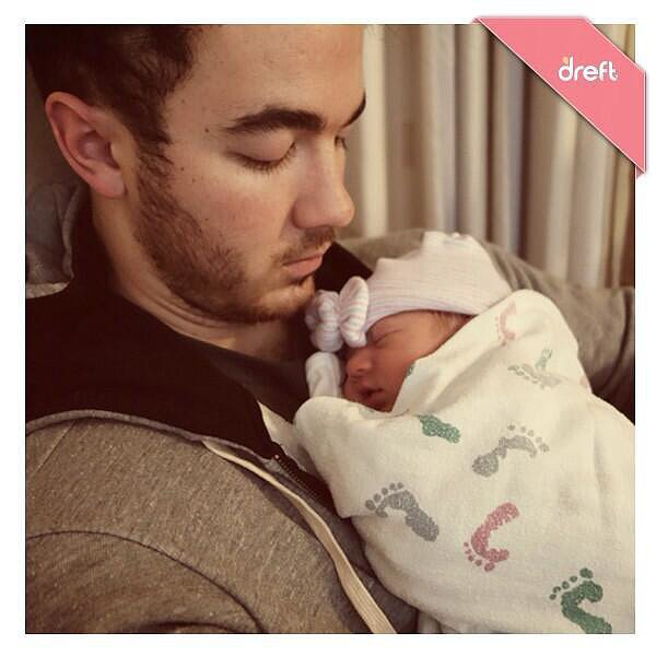 Kevin Jonas Is a Hands-On Dad — See His Daughter's Sweet Photos!