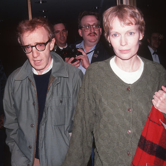 Mia Farrow's Son Moses Defends Woody Allen