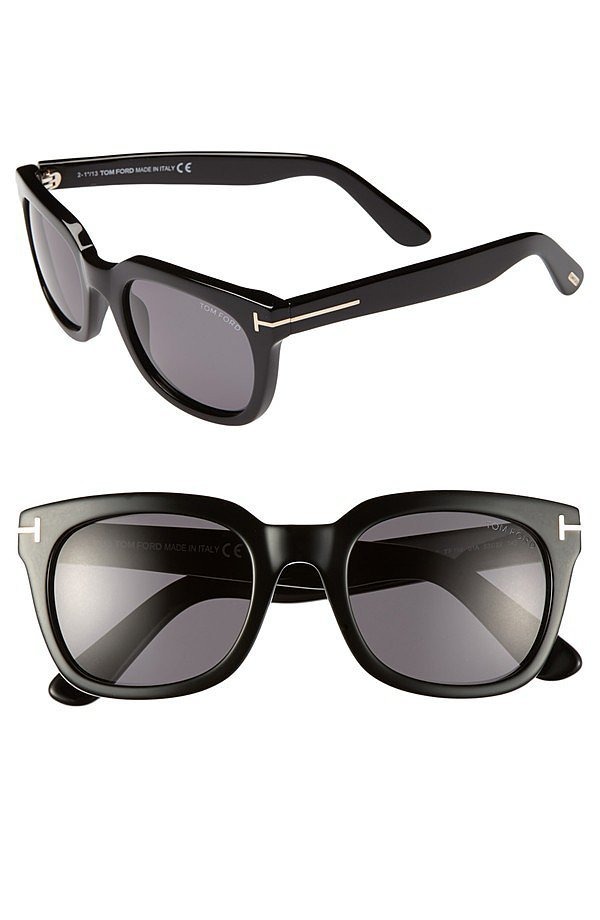 Tom Ford Black Campbell Sunglasses ($380)