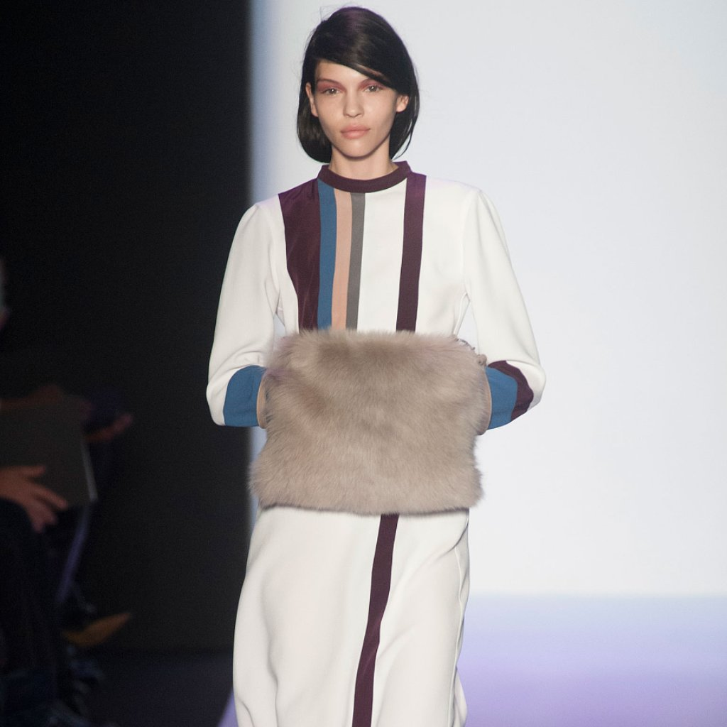 BCBG Max Azria Fall 2014 Runway Show | NY Fashion Week