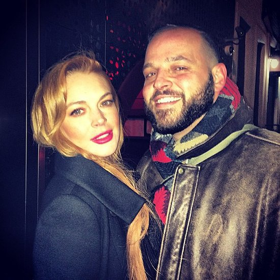 Mean Girls Reunion 2014: Lindsay Lohan and Daniel Franzese