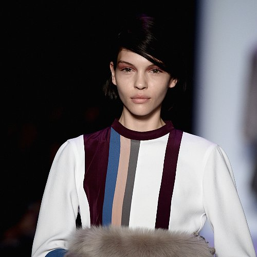 BCBG Max Azria Fall 2014 New York Fashion Week Beauty Looks