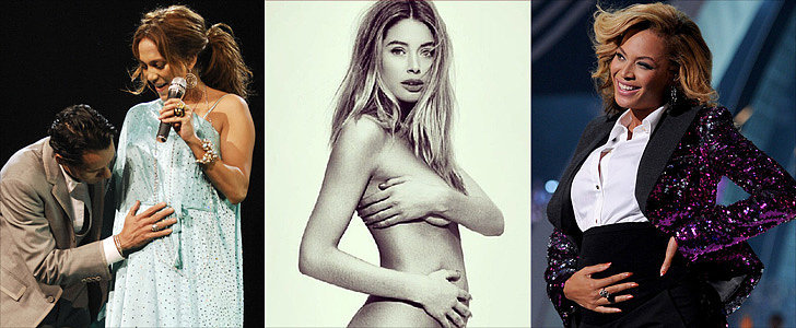 Doutzen Kroes Announces Her Pregnancy in a Revealing Way