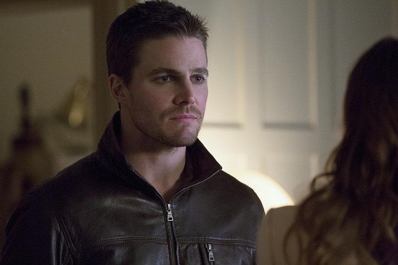 Oliver, Arrow
