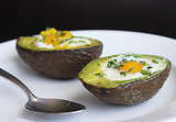 Breakfast: Egg in Avocado