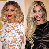 Beyoncé pulled off a quick change this week, appearing with an extralong style just days after the Grammys. Our readers had many different comments about the style, but we all agree that she looks gorgeous with or without the excess inches.