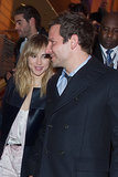 Bradley Cooper and Suki Waterhouse were all smiles  when they left the 2014 Berlin International Film Festival opening party together on Thursday.