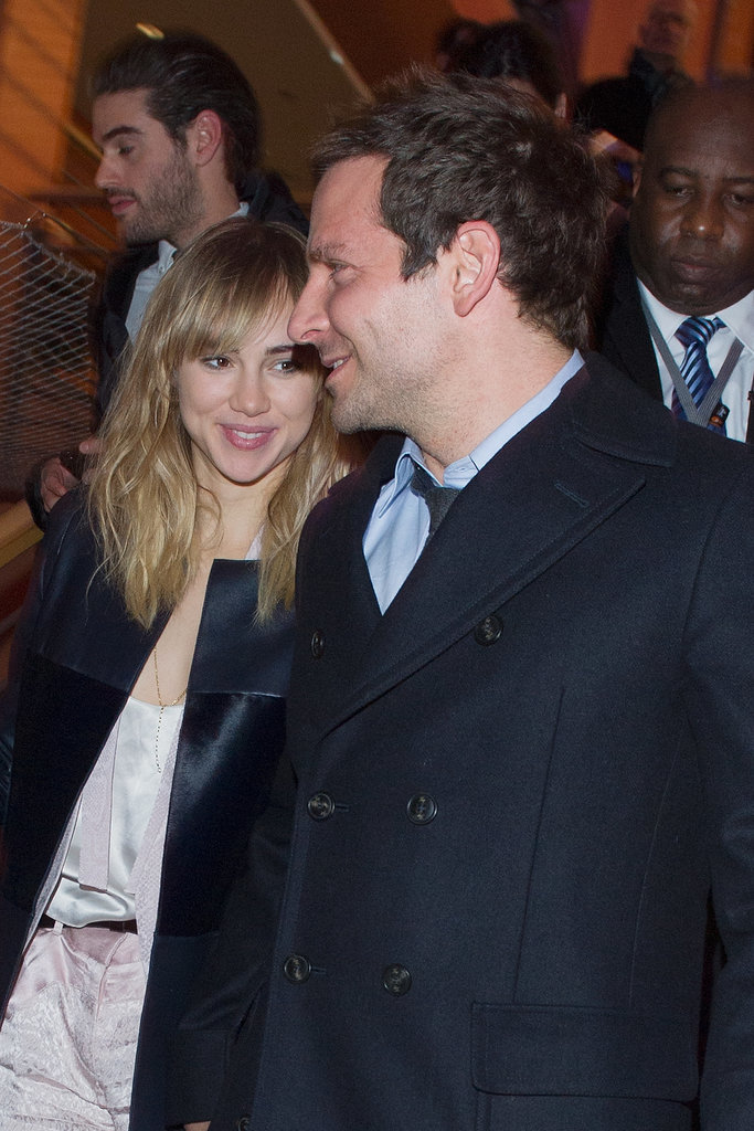 It's OK, Suki, We'd Smile If We Were Dating Bradley, Too