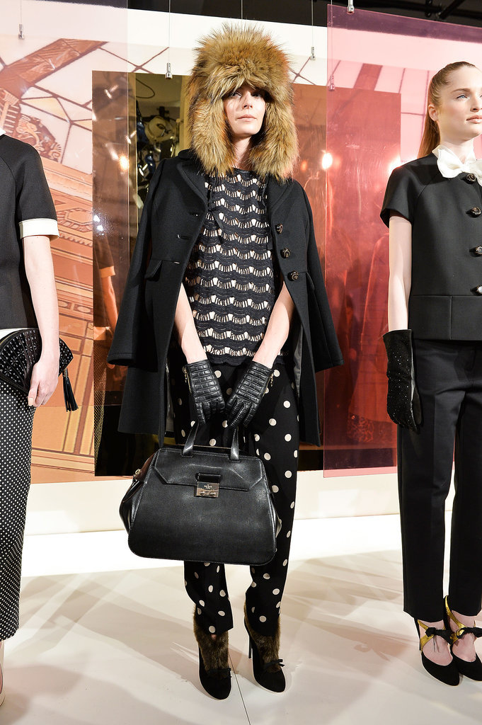 Kate Spade New York Fall 2014