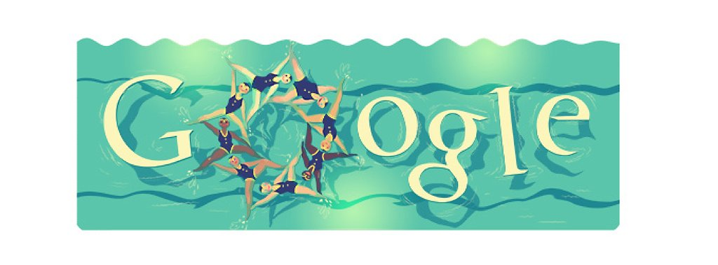 2012 London Summer Olympics — Synchronized Swimming