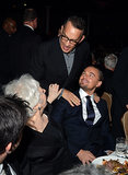 At Last! Leonardo and Tom Reignite Their Bromance