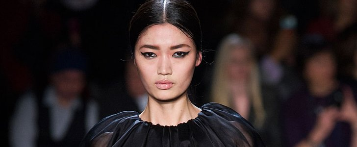 Christian Siriano Shows the Most Dramatic Cat Eyes Yet