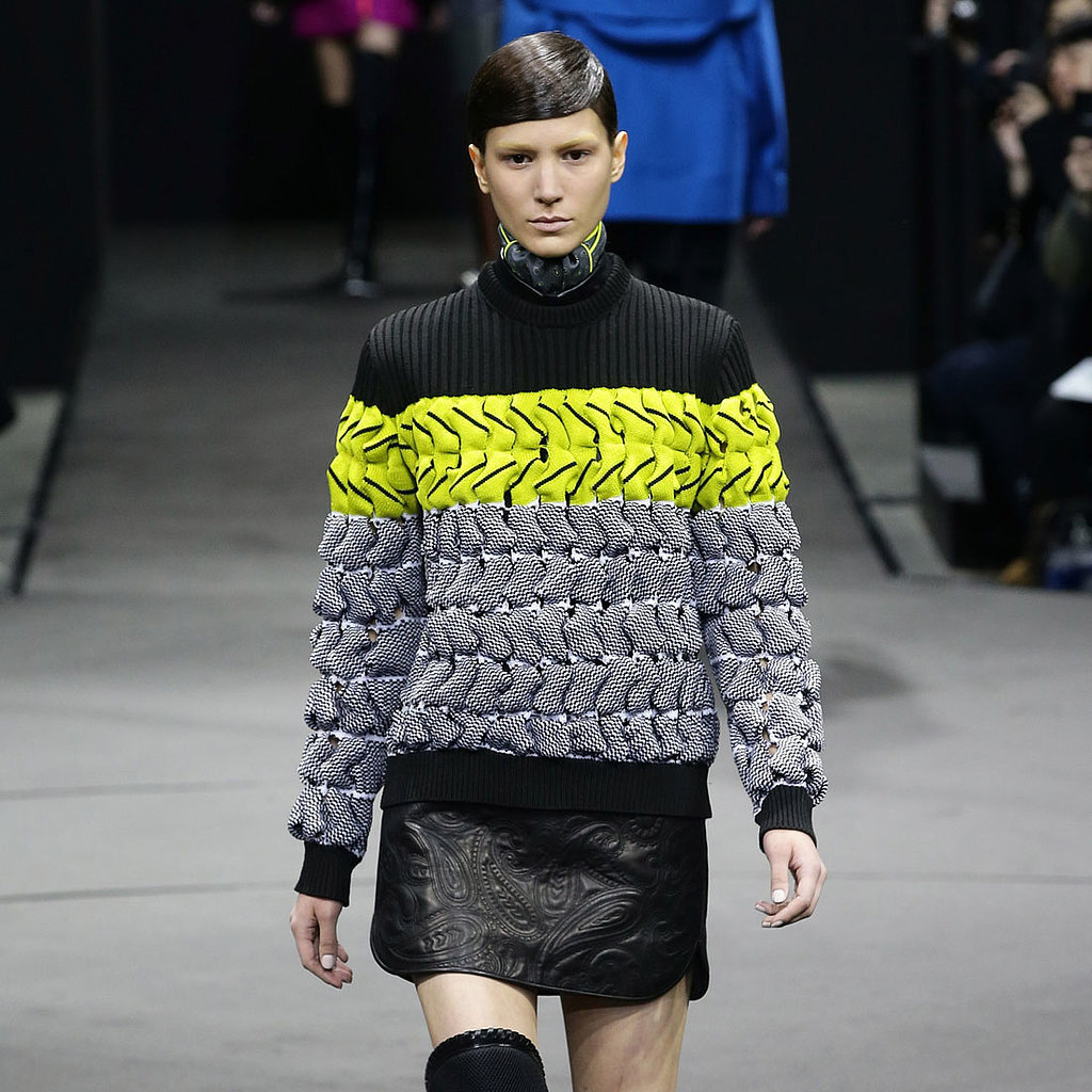 Alexander Wang Fall 2014 Runway Show | NY Fashion Week