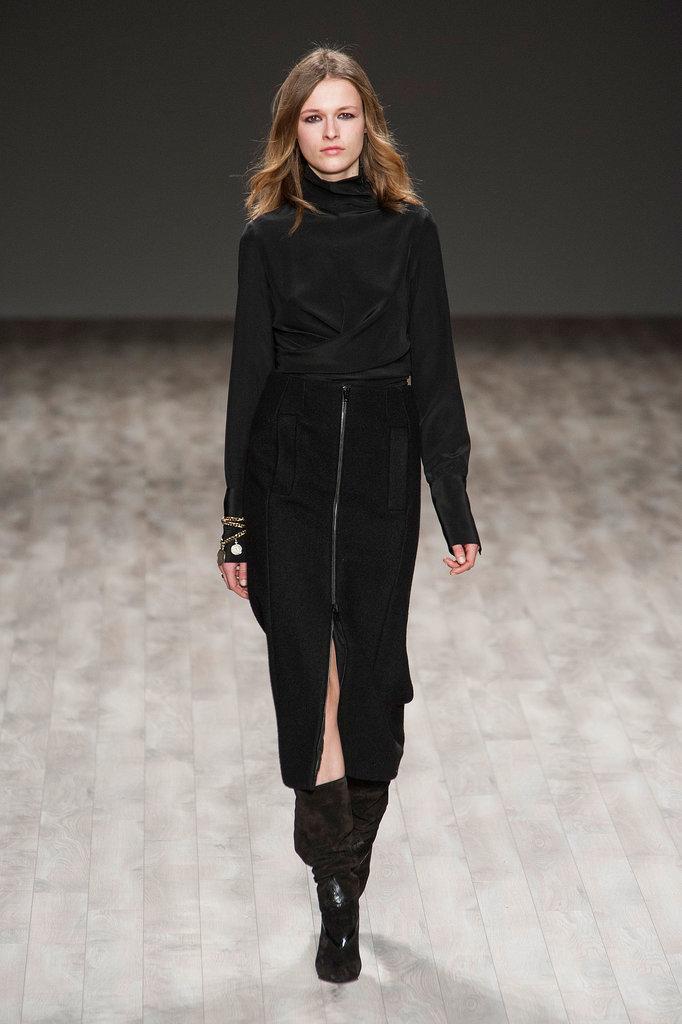 Jill Stuart Fall 2014 Popsugar Fashion