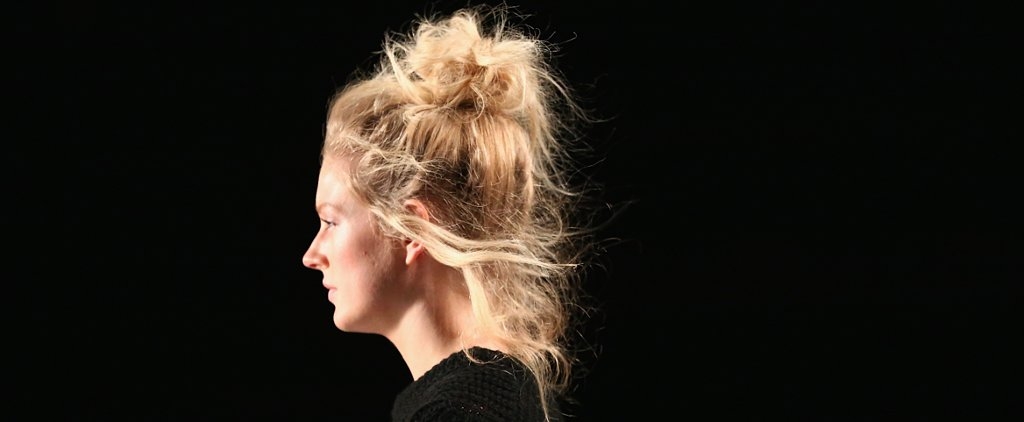 There Was a New Twist on Buns at New York Fashion Week