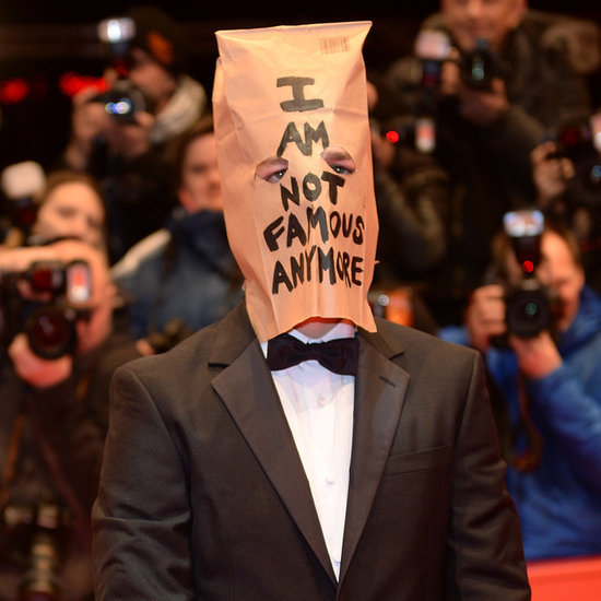 Shia LaBeouf Leaves Nymphomaniac Press Conference in Berlin