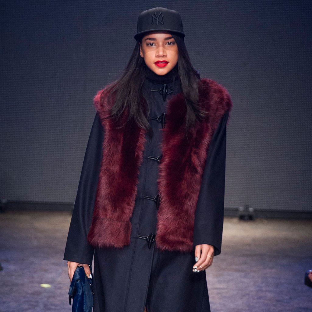 DKNY Fall 2014 Runway Show | New York Fashion Week