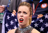 "Ashley Wagner Calls ""Bullsh*t"" on Olympics Score — in GIFs!"