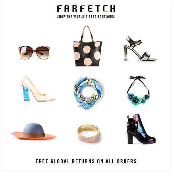 Farfetch New Season SS 2014