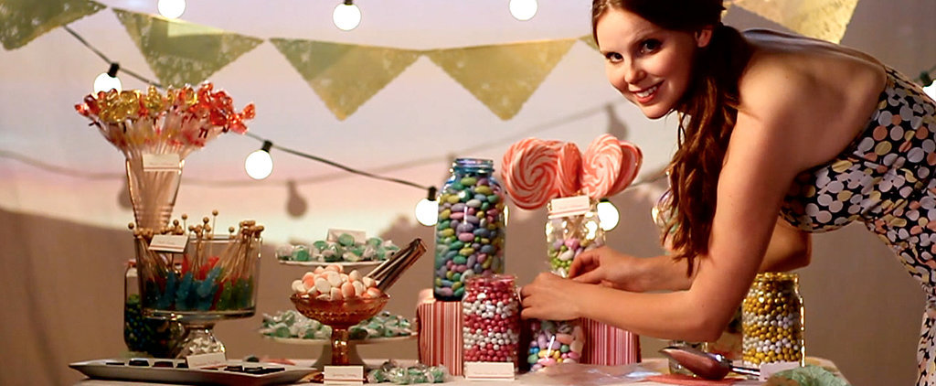 Build Your Own Candy Buffet