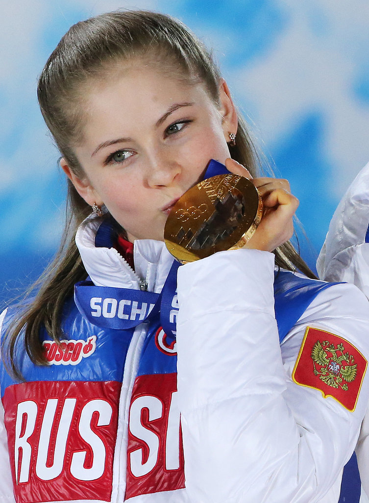 15-Year-Old Julia Lipnitskaia Makes History in Figure Skating