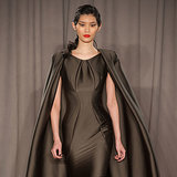 Zac Posen New York Fashion Week Fall 2014 Show