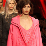 DKNY Fall 2014 Runway Show Video