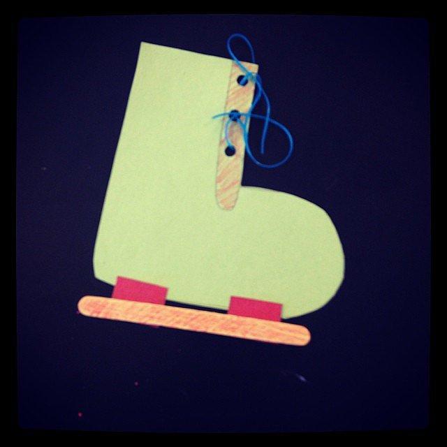 Lace-Up Skates