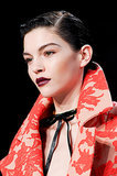Wine Lips Make the Top Trend List For NYFW