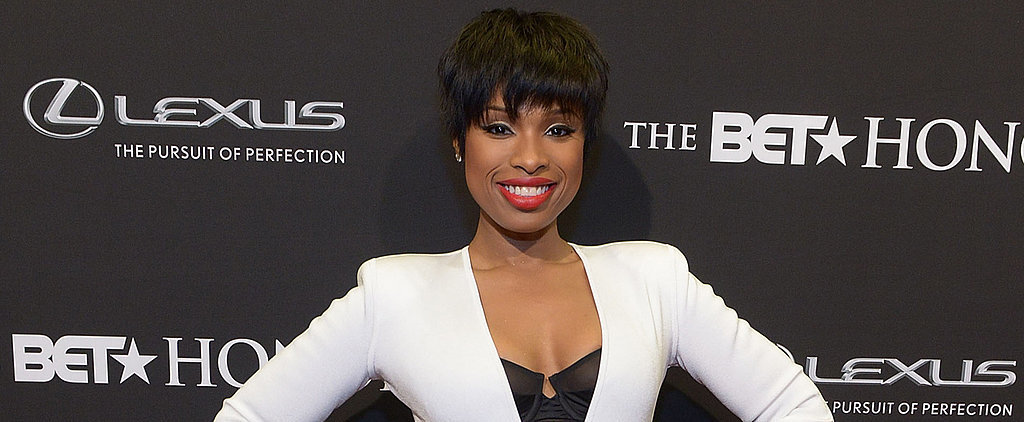 Jennifer Hudson Shares Her Key to Health and Happiness
